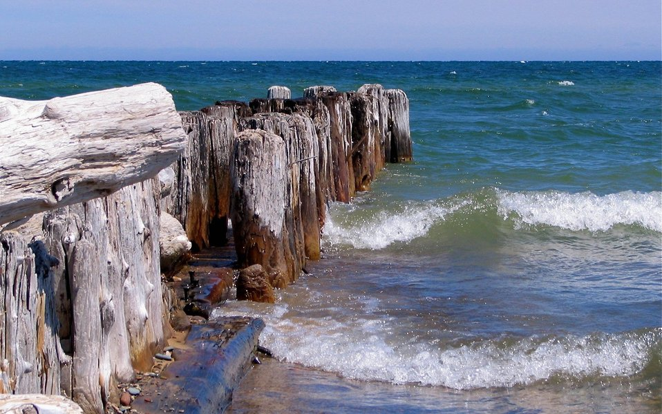 Whitefish Point, Lake Superior