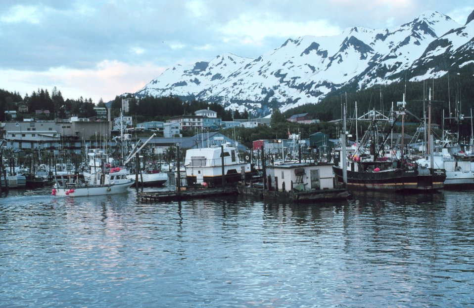 Fishing boats at Cordova