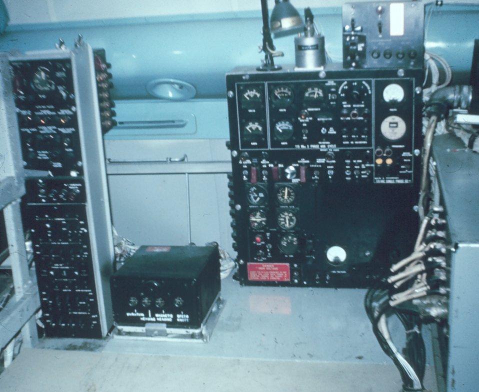 Various sensor recorders.