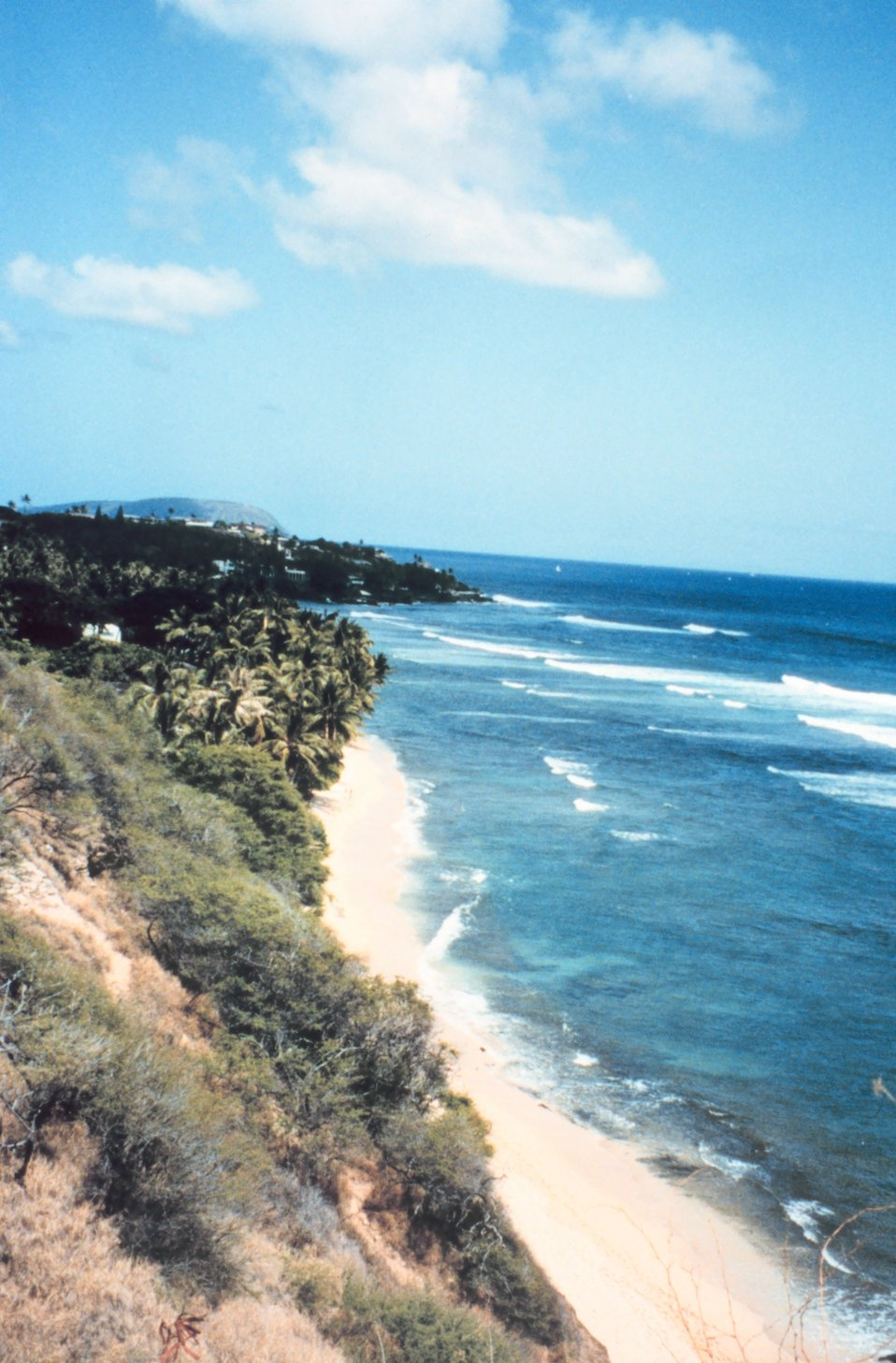 Southeast coast of Oahu