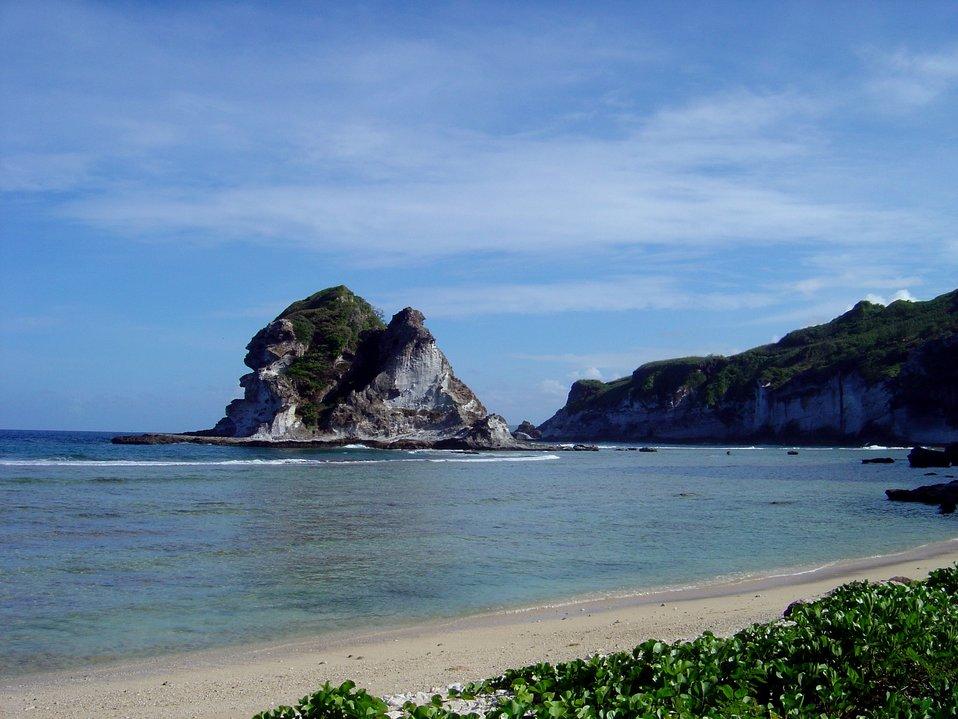 Bird Island, Saipan.