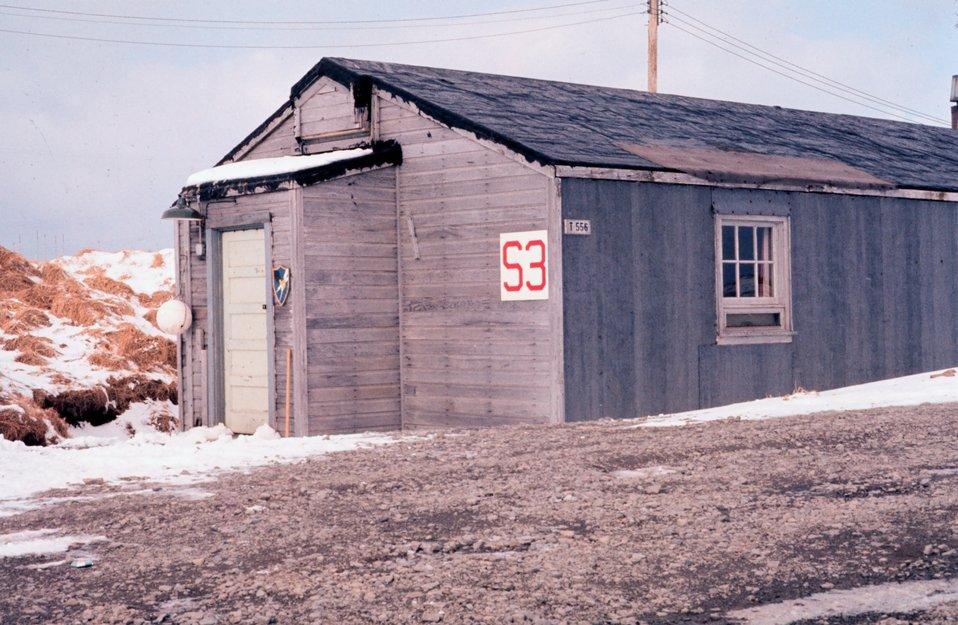 Station Number 004.  52 42 49 North Latitude.  174 07 26 East Longitude.