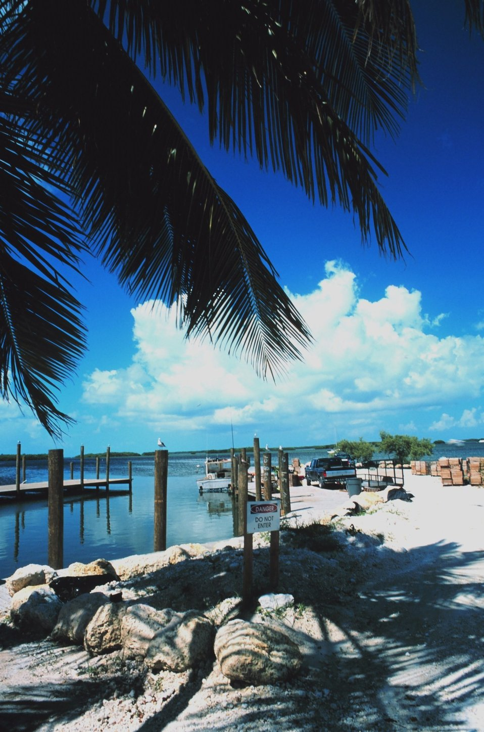 Fishing in paradise - the stone crab fishery at Islamorada