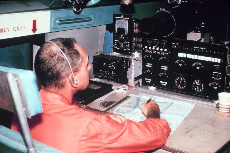 Flight meteorologist.