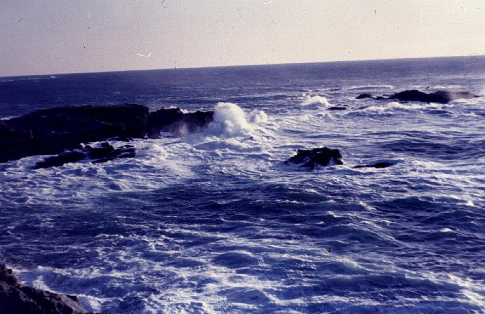 A wind swept- sea swept sort of place.