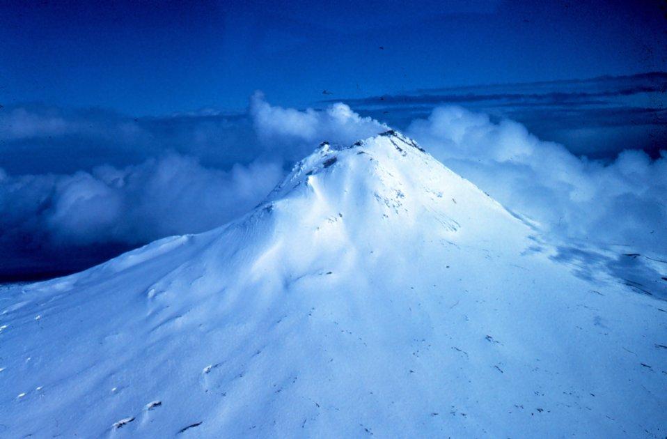 Augustine Volcano.