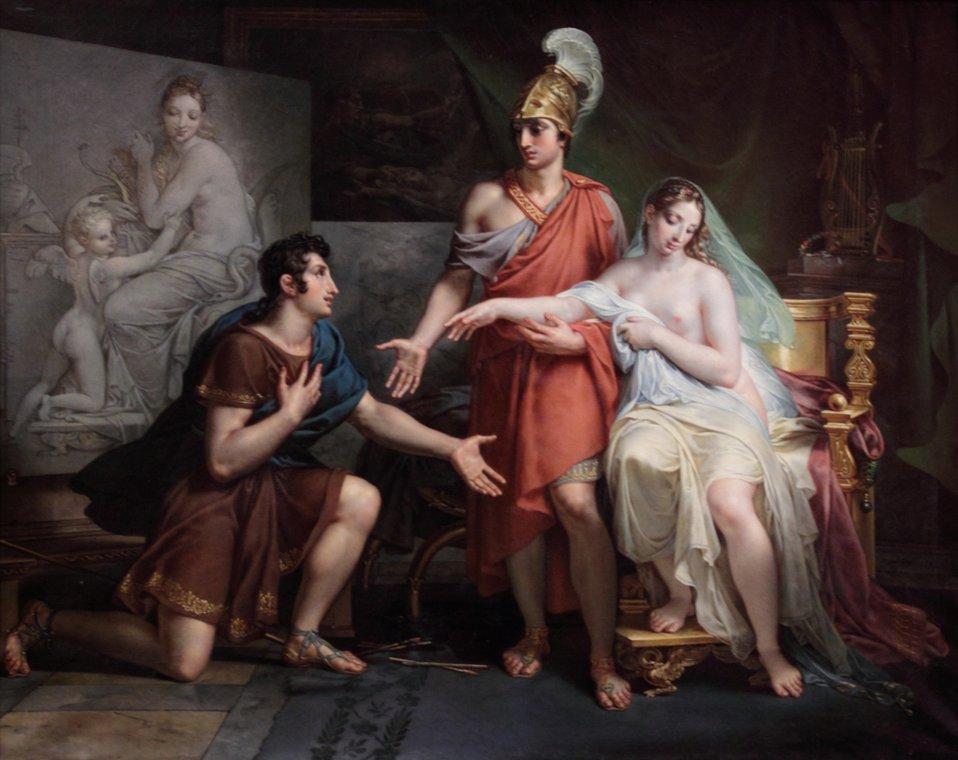 Alexandre le Grand cédant Campaspe à Apelle.JPG