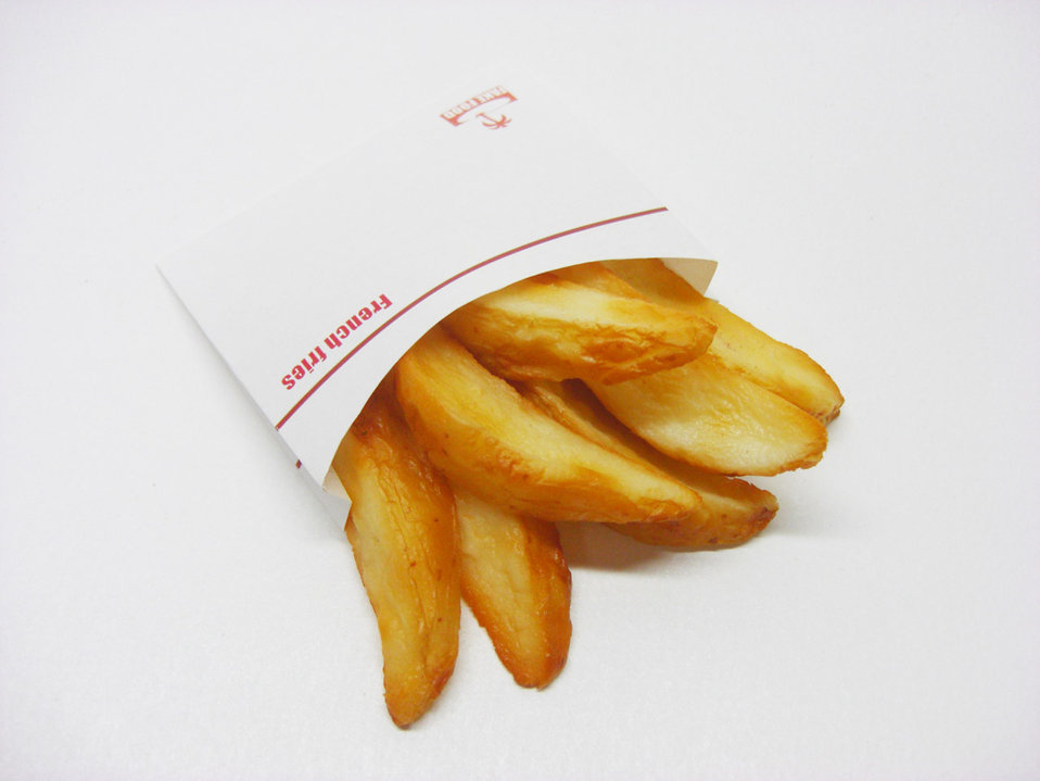 French fries (fried potato)