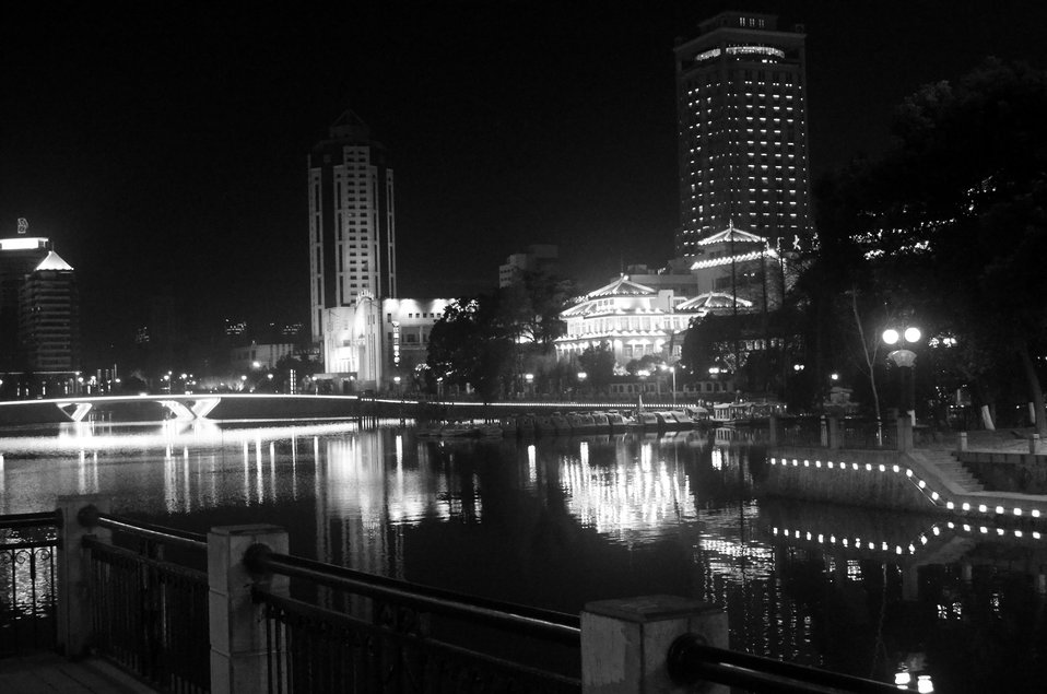 Nightscape nantong