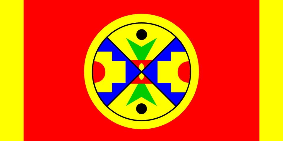 Eel Ground flag