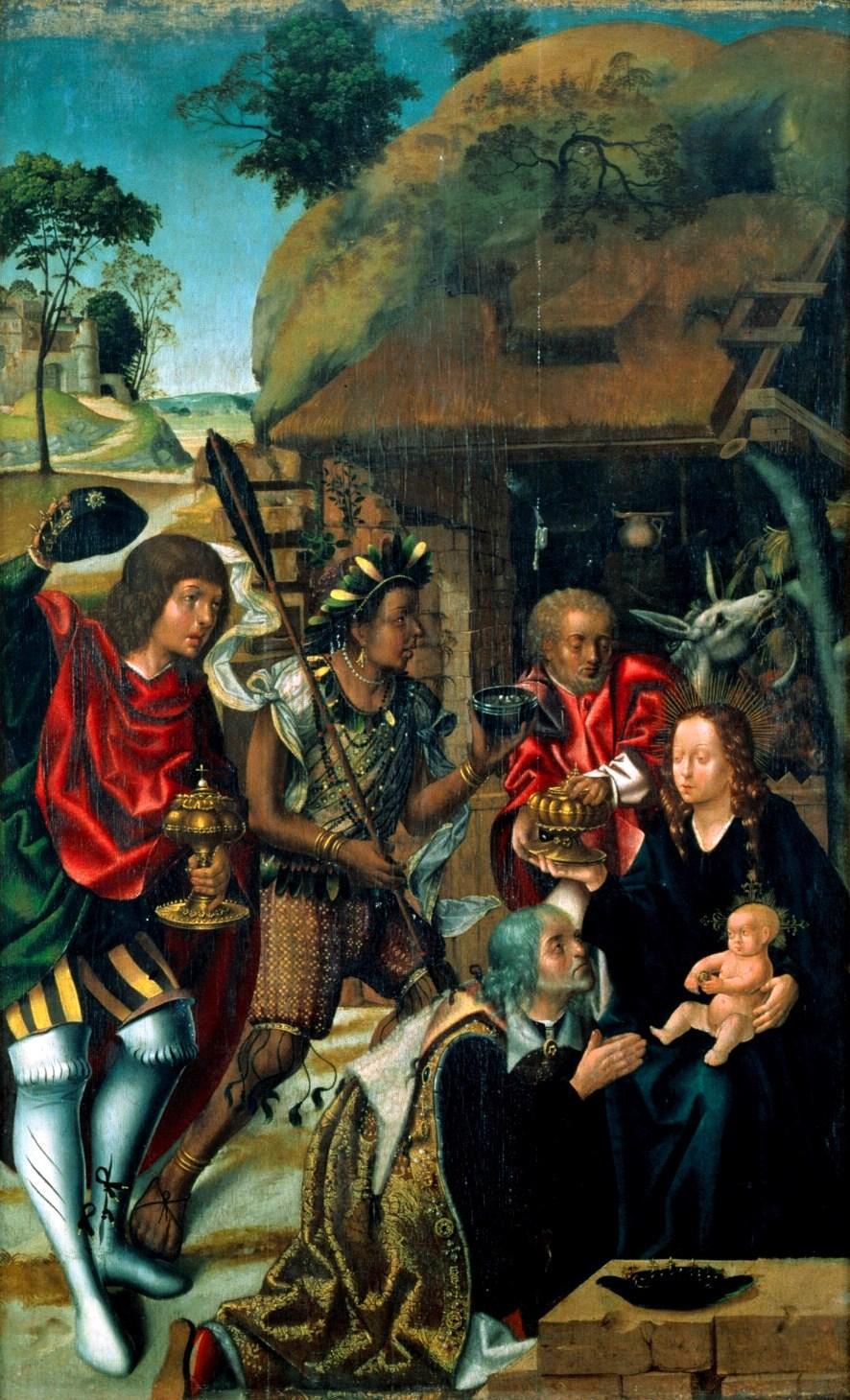 Adoração dos Reis Magos - Francisco Henriques - Museu Grão Vasco.jpg