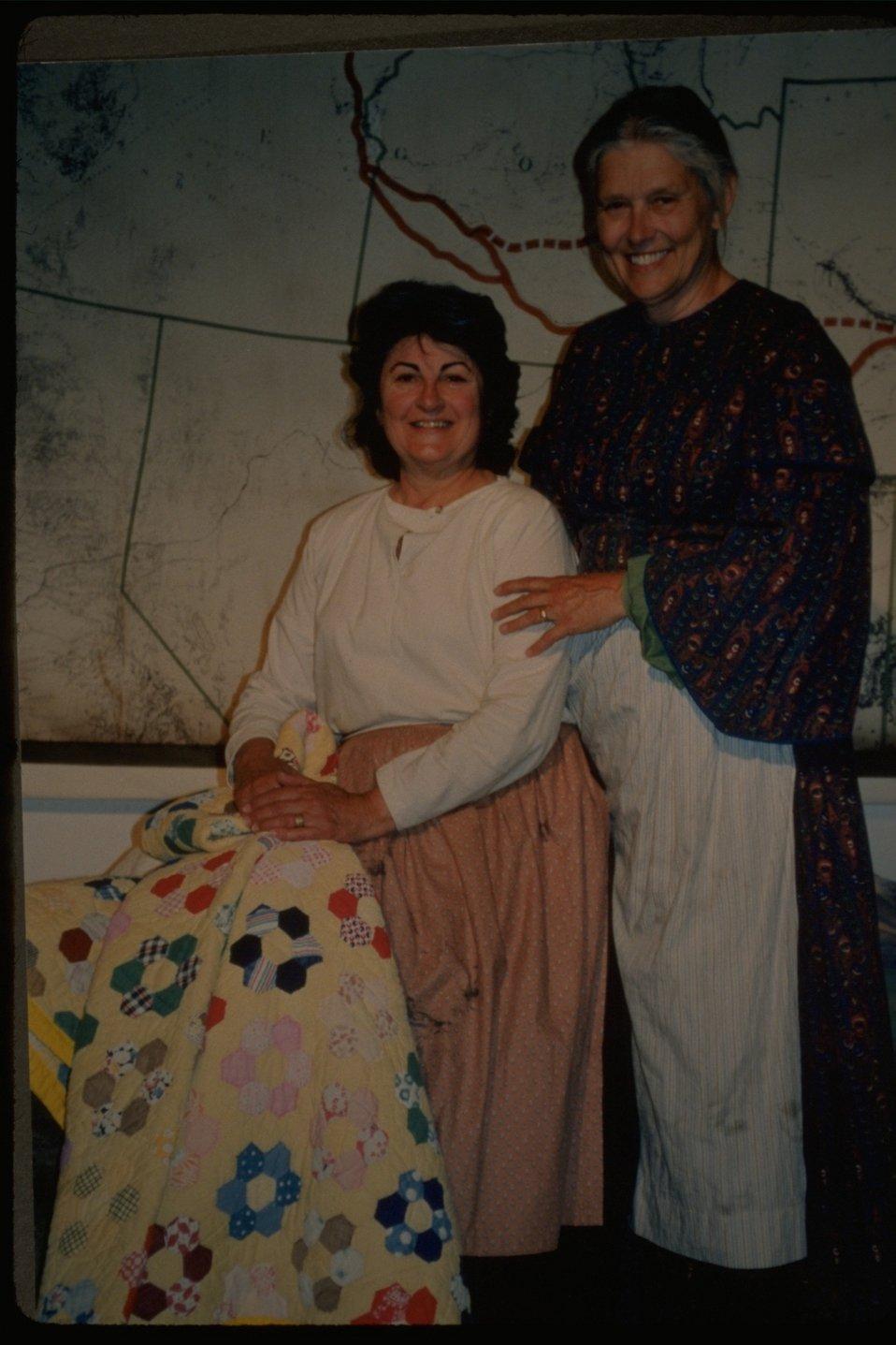 Theater performance --Jean Marihelen-- at the NHOTIC.