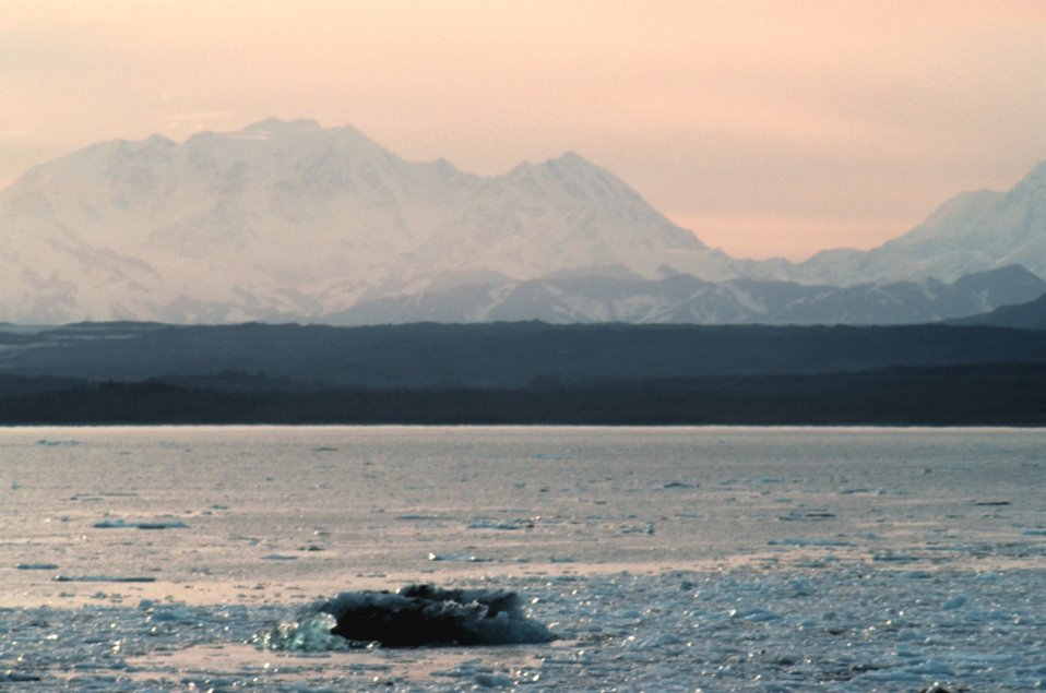 Upper Cook Inlet.
