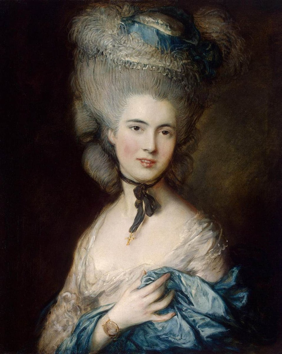 Thomas Gainsborough - Portrait of a Lady in Blue - WGA8414.jpg