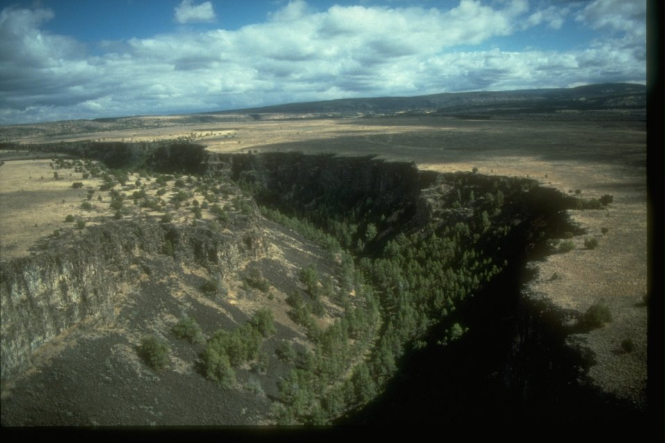 North Fork of the Owyhee River Canyon.