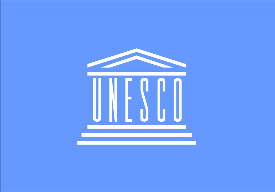 Flag of the Unesco