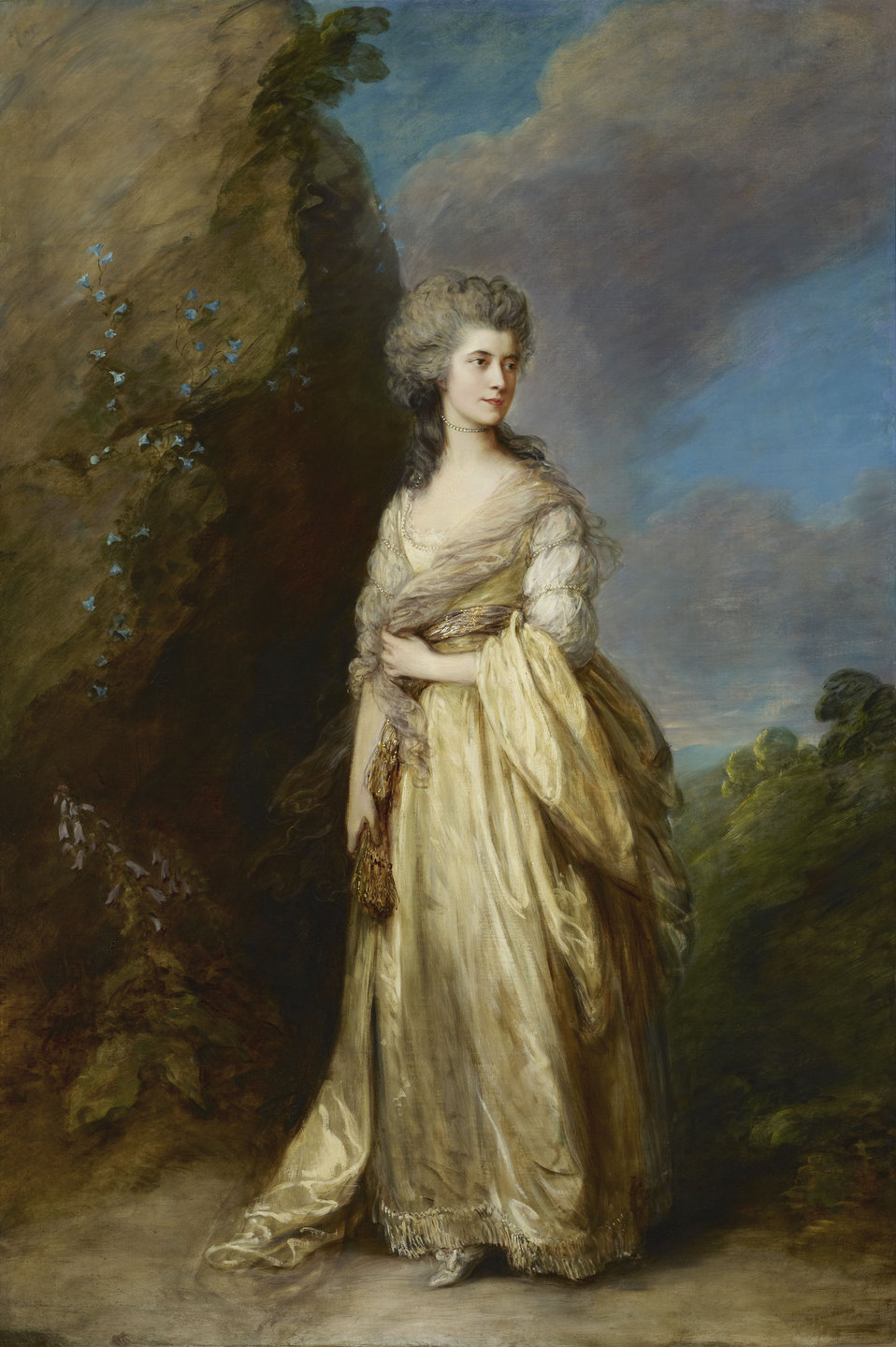 Mrs. Peter William Baker - Gainsborough 1781.jpg