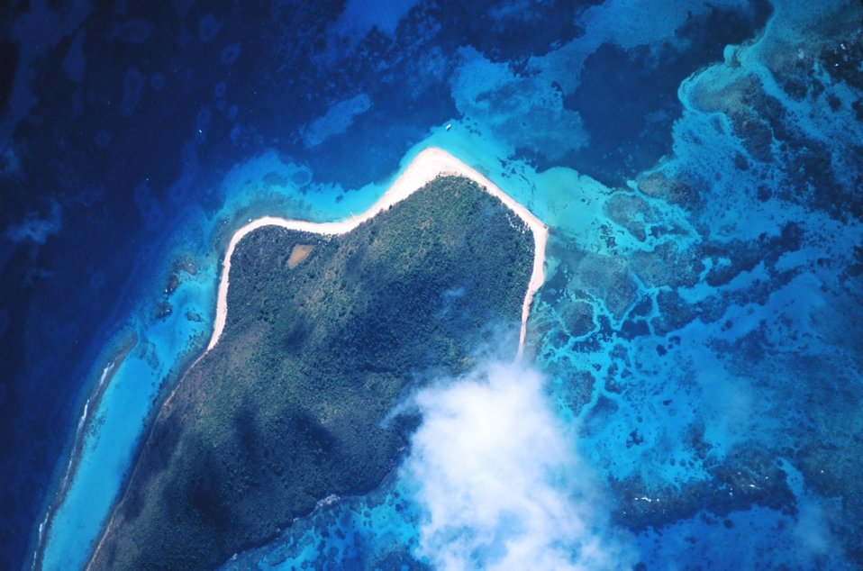 Buck Island Reef National Monument - a jewel in a tropical sea.