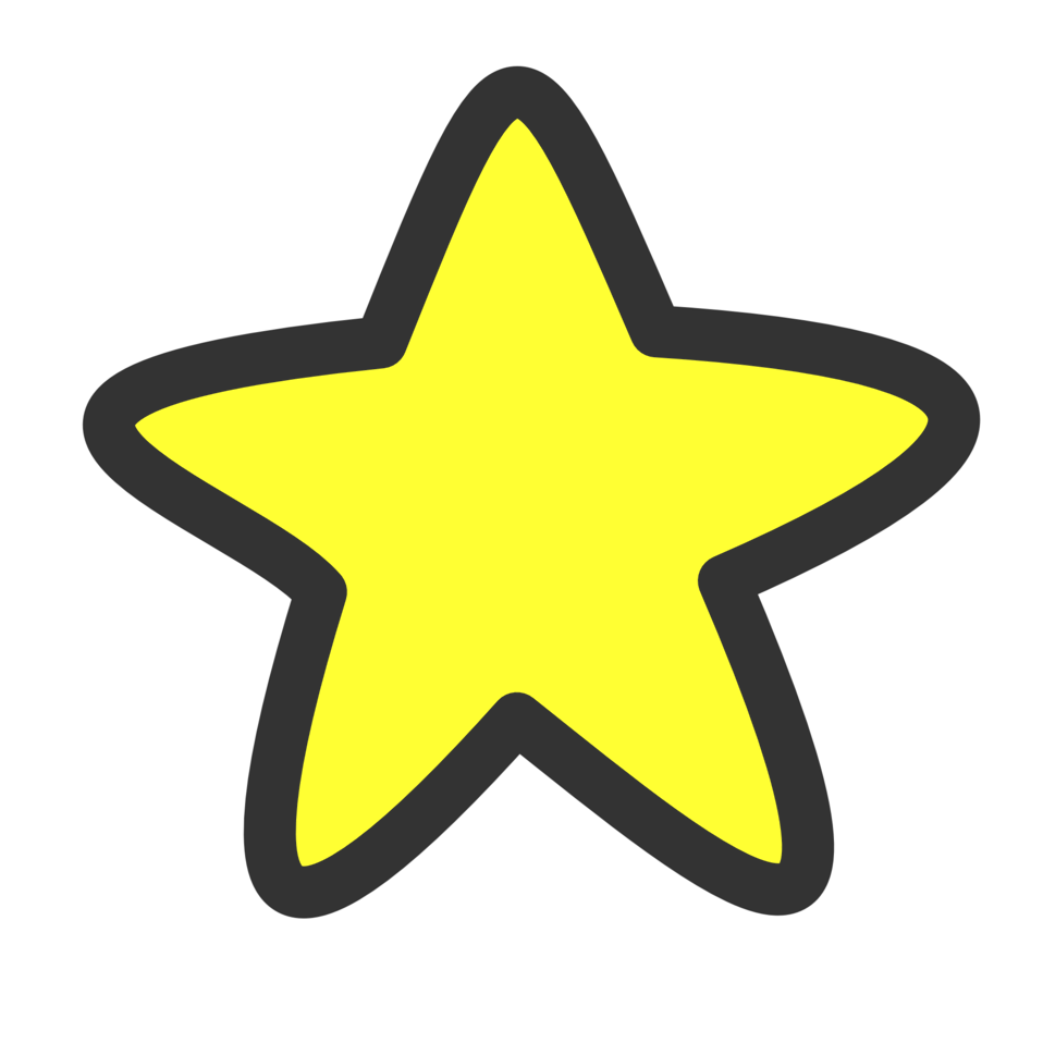 Star (soft edges)