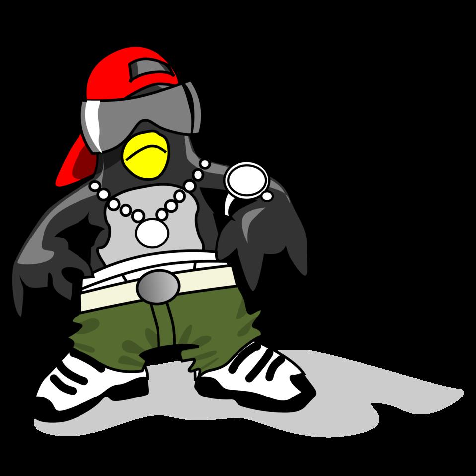 Hip-Hop Tux