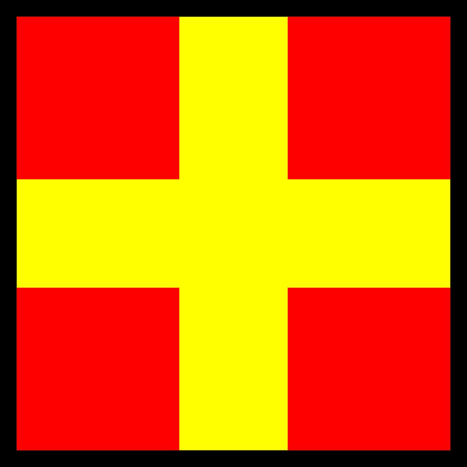 signalflag romeo