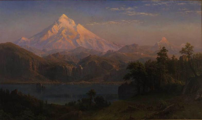 Albert Bierstadt - Mount Hood.jpg
