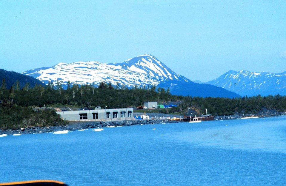 Seward area of Alaska