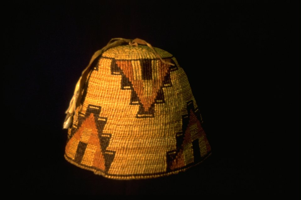 Native American Artifact at NHOTIC.