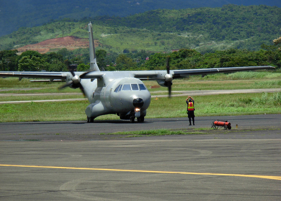 Airmen participate in joint exercise along Panama Canal