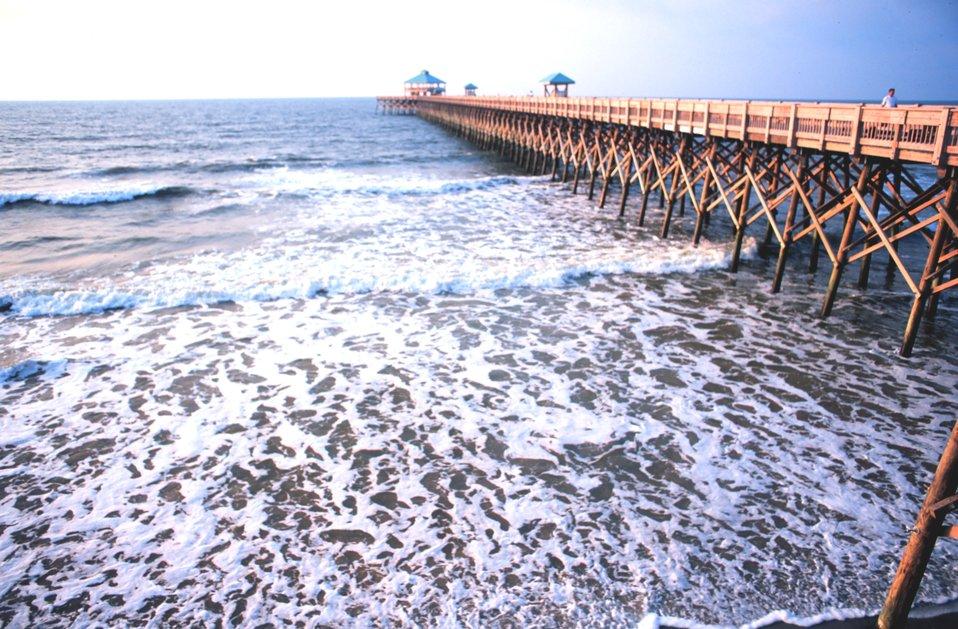 Edwin S. Taylor Fishing Pier
