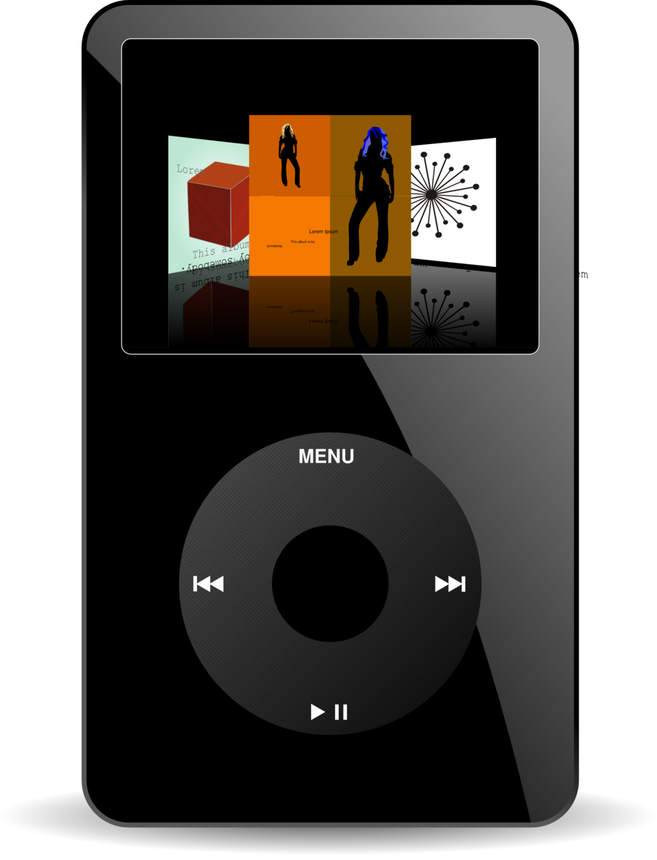 iPod MediaPlayer