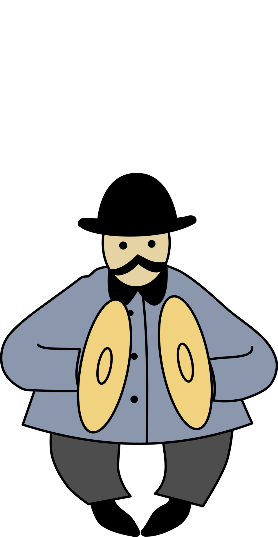 Cymbalist 1