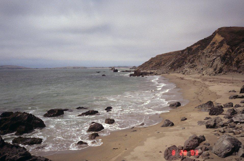 Pinnacle Gulch Beach