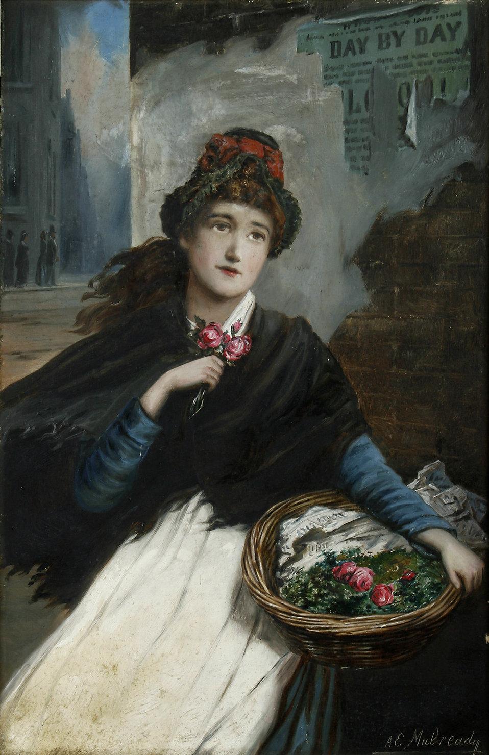Augustus Edwin Mulready Selling out.jpg