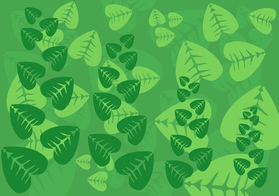 Leafy chaos