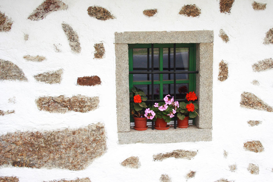 Cottage window
