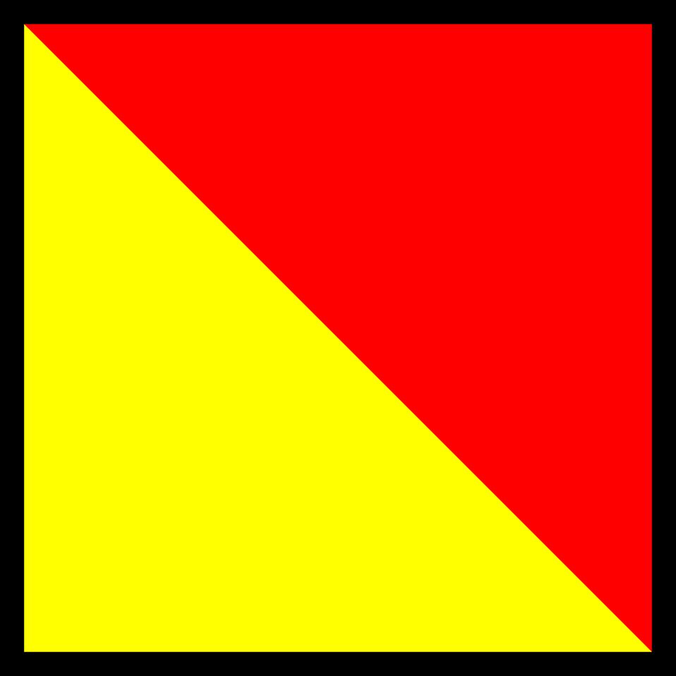signalflag oscar