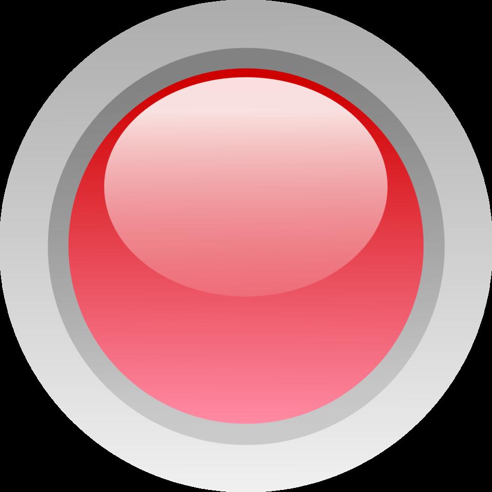 led circle red