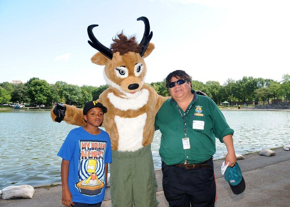 Seymour Antelope