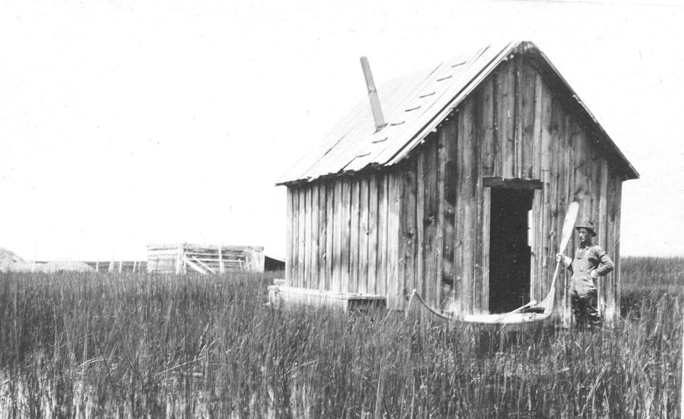 Homestead on Malheur Lake