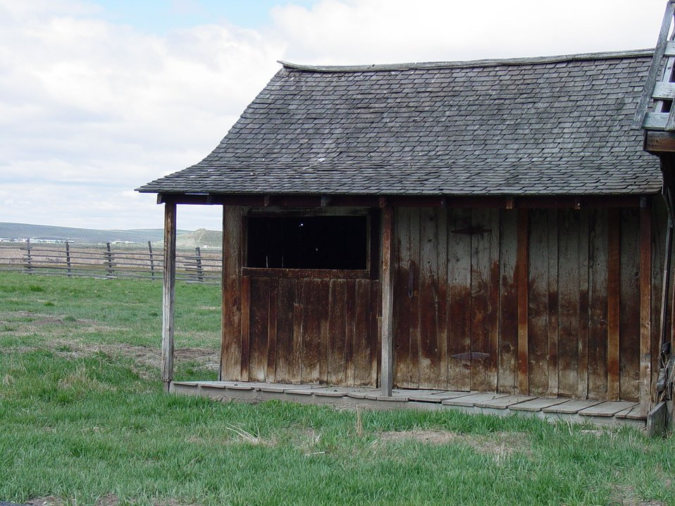 former homestead, Malheur Refuge