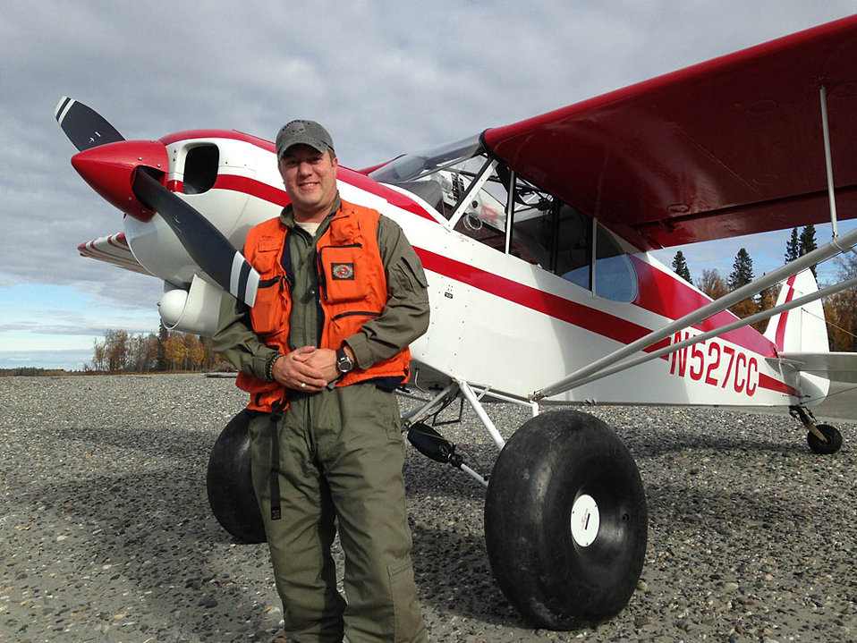 Andrew Flack-Alaska Region