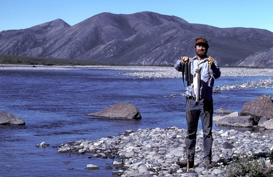 Kongakut River Fishing, Arctic NWR