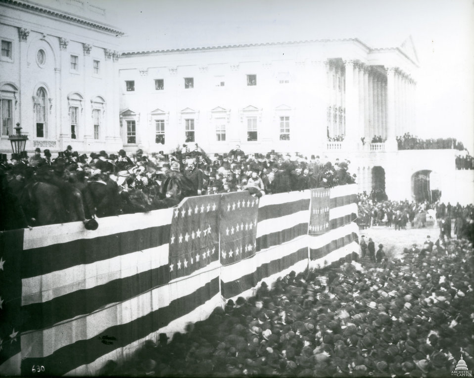 President James A. Garfield Inauguration