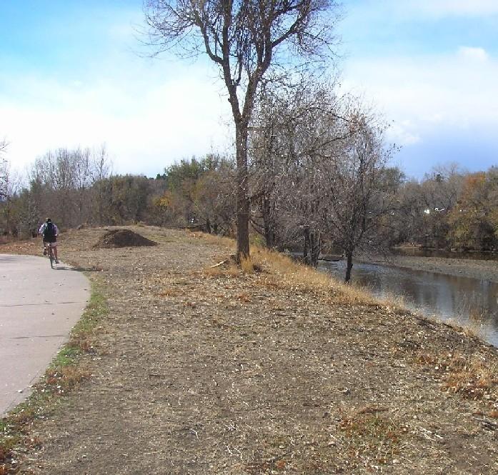 Overland Pond Park After