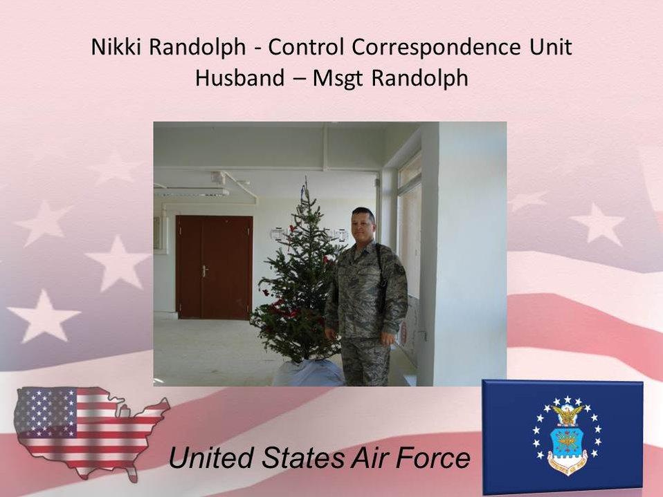 Nikki Randolph