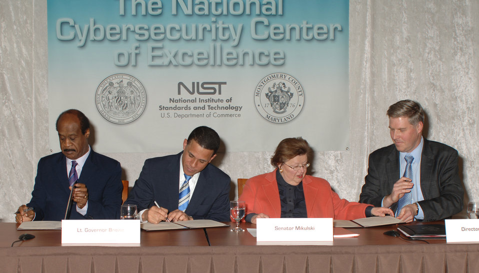 NIST Launches New Collaborative Center for Cybersecurity