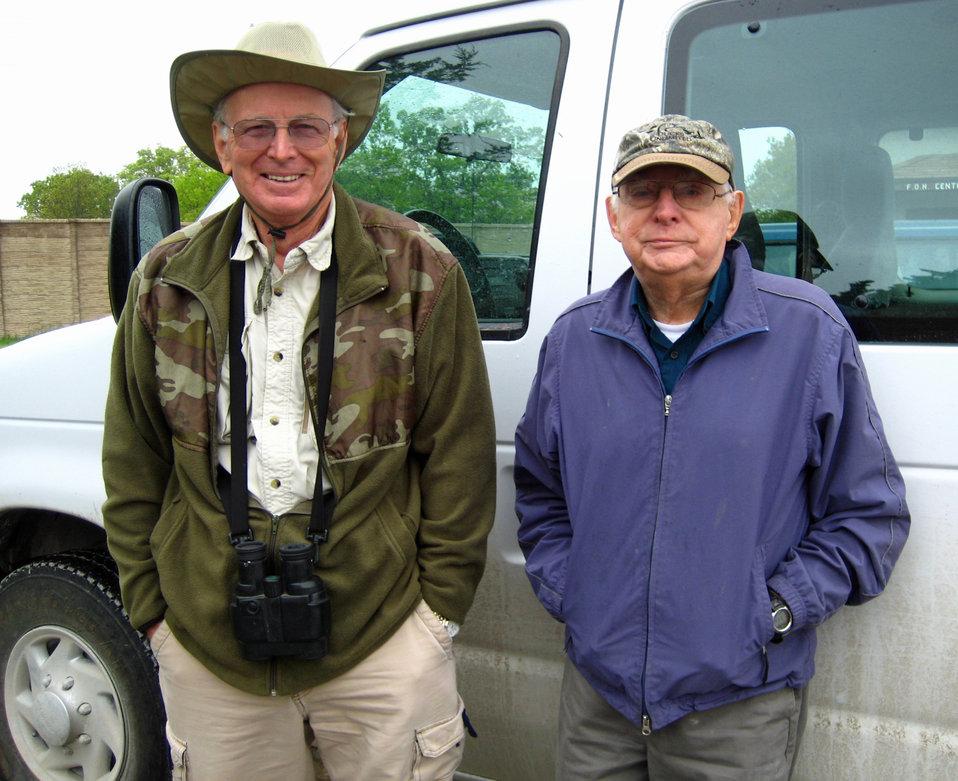 Jack Chiles & Karl Haller