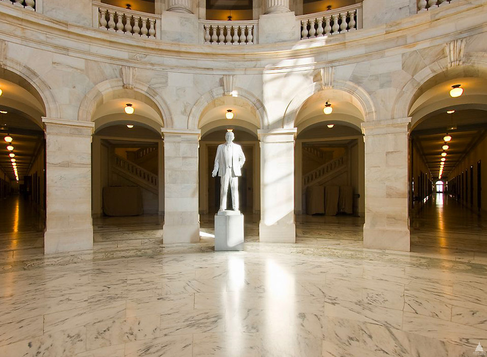 Rotunda of the Russell Senate Office Building