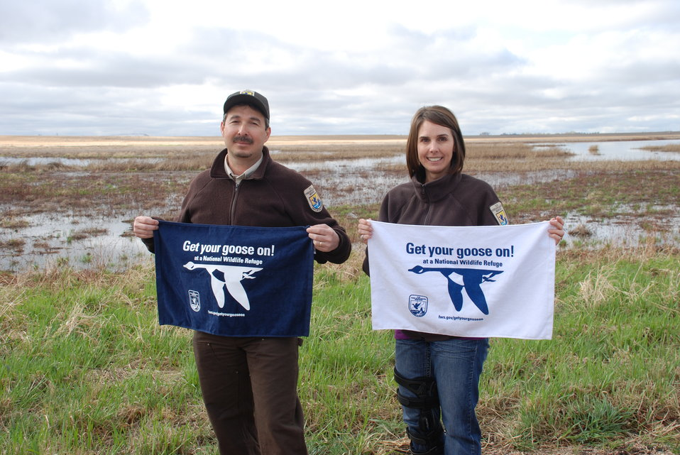 Get Your Goose On! at the Rainwater Basin Wetland Management District